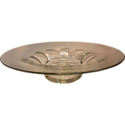 Vintage Baccarat Harcourt Pattern Bowl