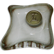 Vintage Roseville Hyde Park #1930 Ashtray