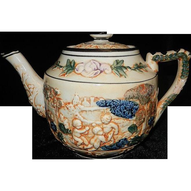 Vintage Japanese Teapot 75