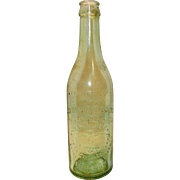 Vintage Standard Brewery Beer Bottle