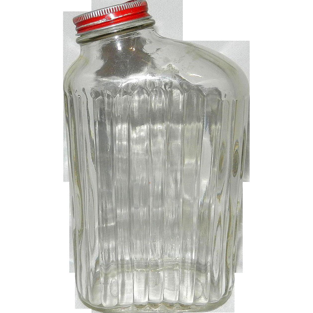 Vintage Water Bottle 72