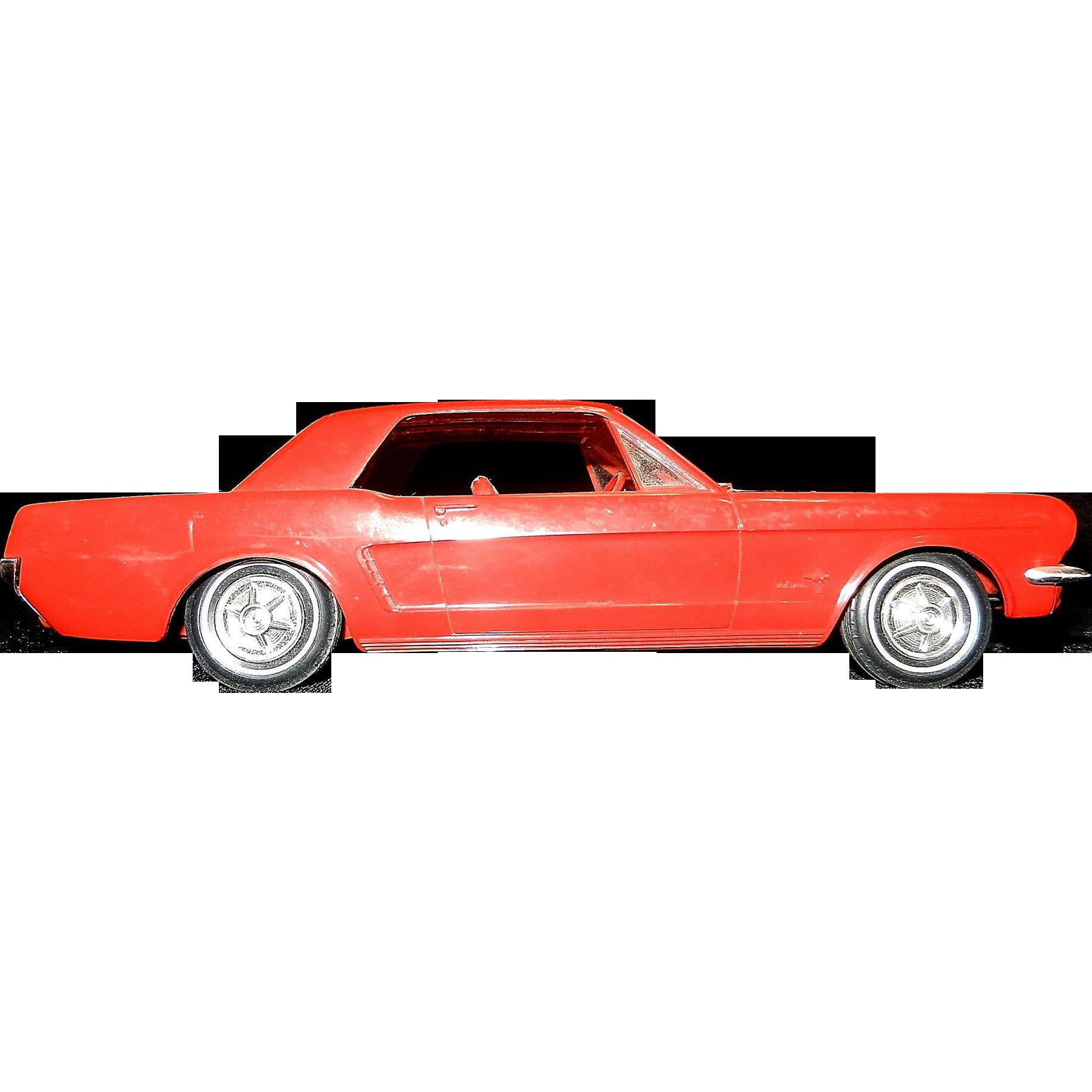 Vintage Model Car 92