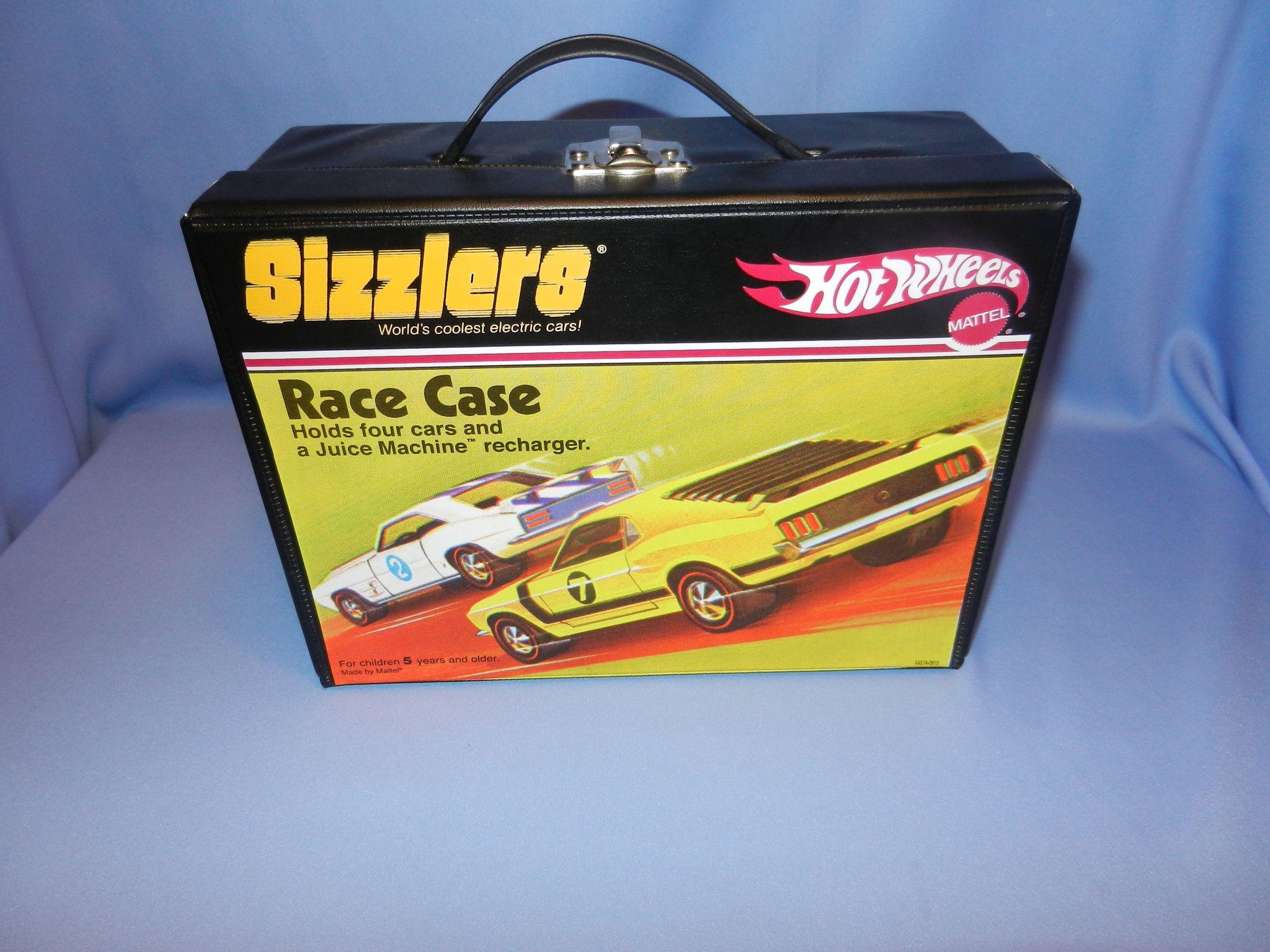 Vintage Hot Wheels Sizzlers Race Case From Mygrandmotherhadone On