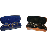 Vintage American Optics (AO) 12K Gold-Filled Eyeglasses