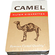 Vintage Deck of Camel Filter Cigarettes Playing Cards
