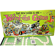 Vintage Weird-ohs Board Game by Ideal Toys