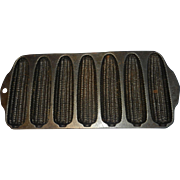 Griswold Crispy Corn Stick Pan #273 (930) Erie PA, U.S.A. Circa 1932-1950
