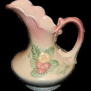 Vintage Hull Art Pottery 8 ½ W11 Wildflower Pitcher
