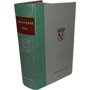 The Dukays Presentation Edition Signed by Zilahy, Lajos and translator Pauker Publisher Prentice Hall 1949