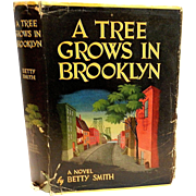 A Tree Grows In Brooklyn, Betty Smith- Harper & Brothers, New York (1943)