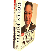 My American Journey Colin Powell- Random House New York 1995