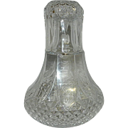 Beautiful Longchamp Bedside Water Carafe by Cristal D'Arques/Durand