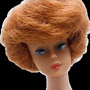 Vintage Bubble Cut Barbie Red Head Doll