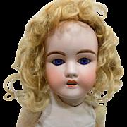 "17"" French Mon Cheri Doll"