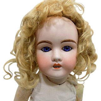 "17"" French Mon Cheri Doll"