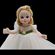 Madame Alexander Alexander-kins Wendy Doll 1956 Wendy's First Long Dancing Dress