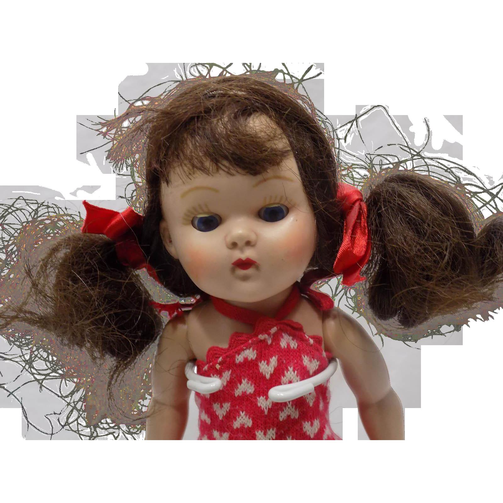 Vintage Vogue Strung Ginny Doll