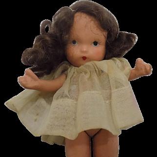 NASB Nancy Ann Story Book Margie Ann Doll Pudgy Tummy