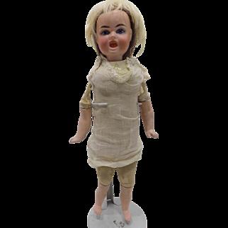 Antique German 2 Face Doll Carl Bergner