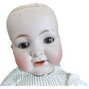 "Large 24"" Kammer & Reinhardt 126 Character Baby Doll"