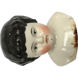 Antique German China Head doll
