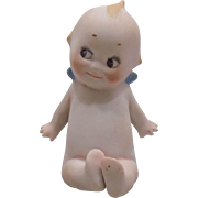 Antique German Rose O'Neill Kewpie Doll Action Baby Figure