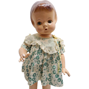 """18"""" Composition Effanbee Patsy Ann Doll CUTE and All Original"""