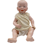 Antique Bisque Kammer And Reinhardt Character Baby Doll 36 K*R 100 Kaiser