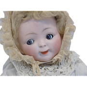 "Antique 10"" German Hertel & Schwab Jubilee Googly Doll"