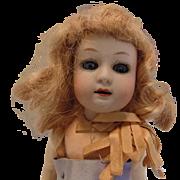 Gebruder Heubach Glass Eyed Flapper Doll # 8192