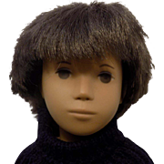 Vintage Sasha Boy Doll in Jeans and Sweater
