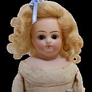 Antique German Closed Mouth Doll ABG Kestner #3 To Dress