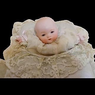 Antique Armand Marseille Kiddy Joy My Pet Dream Baby Doll Pillow Puppet