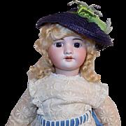 Antique French SFBJ 60 DEP Doll Crier Body