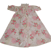 Vintage Madame Alexander Elise Doll Robe 1950's