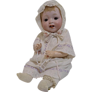 CUTE Antique Japanese Morimura Morimura Brothers Character Baby doll Old Clothes!!
