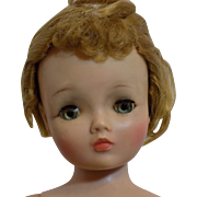 NUDE 1950's Alexander Cissy Doll to Dress