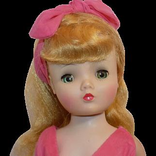 Beautiful Vintage Cissy Doll  Candy Fashion Dress