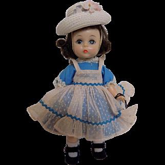 Vintage Madame Alexander Alexander-kins Wendy Cousin Marie Doll