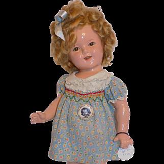 "1936 Ideal Composition Doll 18"" Captain January"