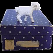 NMIB Nancy Ann Story Book Doll NASB Pudgy Little Bo Peep w/box