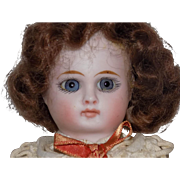 Antique German Belton Doll Solid Dome Closed Mouth