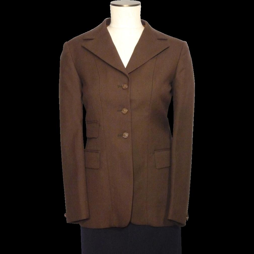 Vintage Riding Jacket 67