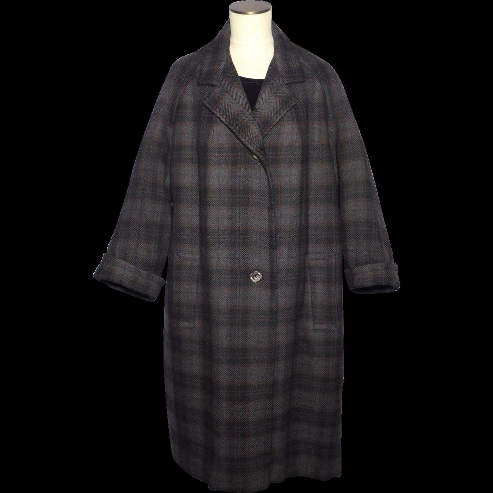 Vintage Wool Coat 58
