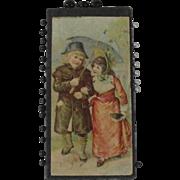 Vintage Neuss Brothers LTD Celebrated Pin Card German
