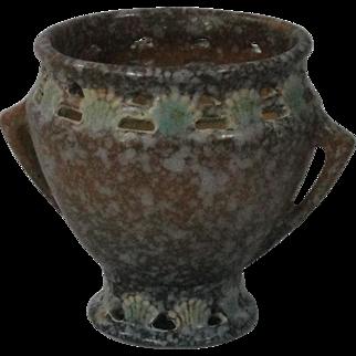 Roseville Ferella Miniature Vase  Model Number 498-4