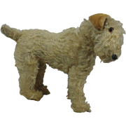 1935 Steiff Irish Terrier 11""