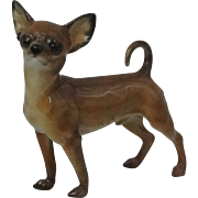 Hutschenreuther Porcelain Chihuahua