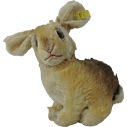 """Steiff """"Sonny"""" Swivel Head Rabbit 1964"""
