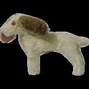 German French Fashion Faux Fur Dog